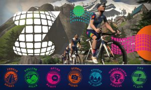 Tour De Zwift